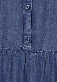 More & More - DRESS SHORT - Denim dress - mid blue denim - 2