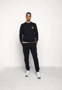PS Paul Smith - MENS ZEBRA - Sweatshirt - dark blue - 1