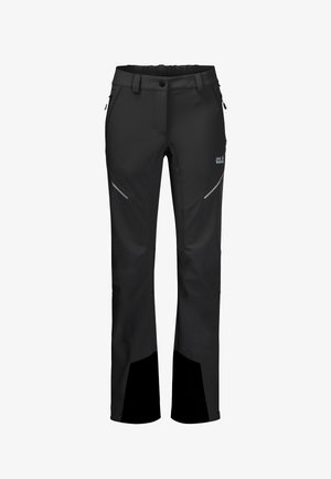 GRAVITY  - Outdoor trousers - black