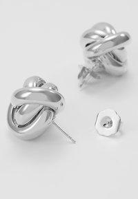 PDPAOLA - SOHO EARRINGS - Örhänge - silver-coloured - 2