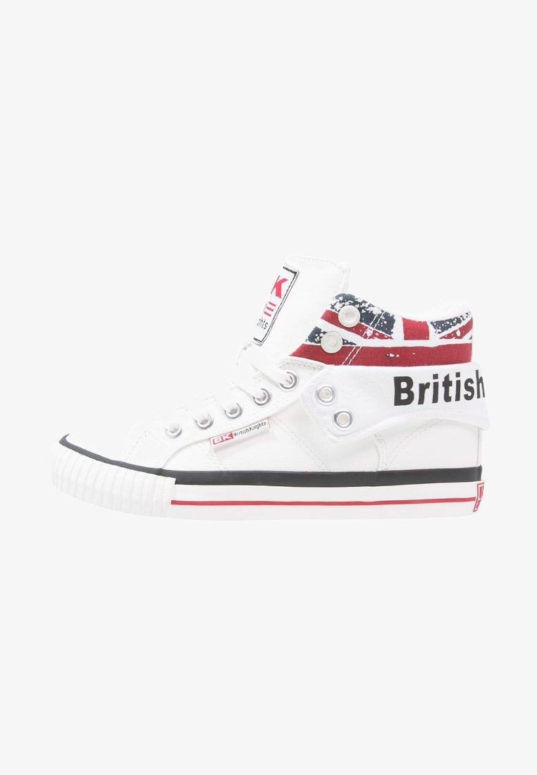 British Knights - ROCO - Baskets montantes - white