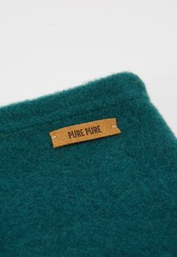 pure pure by BAUER - Kruhová šála - smoke green - 3