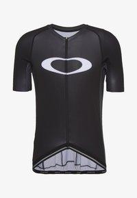 ICON  - Print T-shirt - black