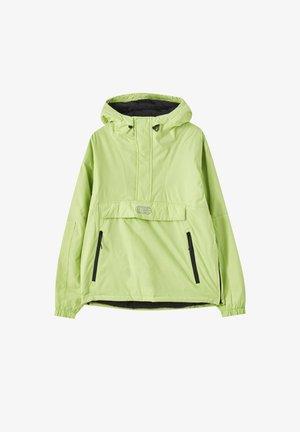 Winter jacket - evergreen