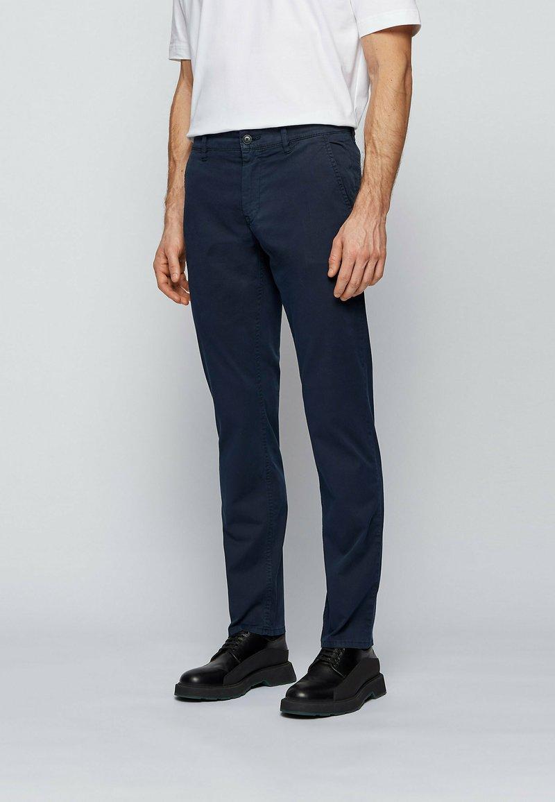 BOSS - Pantalon classique - dark blue