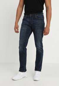 Jack & Jones - JJITIM JJORIGINAL  - Slim fit -farkut - blue denim - 0