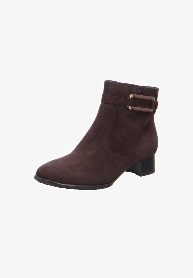 Ankle boots - braun