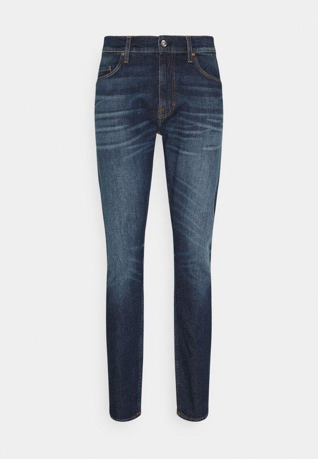 PISTOLERO - Jeans a sigaretta - royal blue