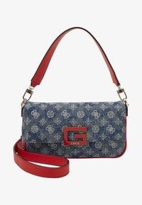 BRIGHTSIDE SHOULDER BAG - Handbag - denim multi