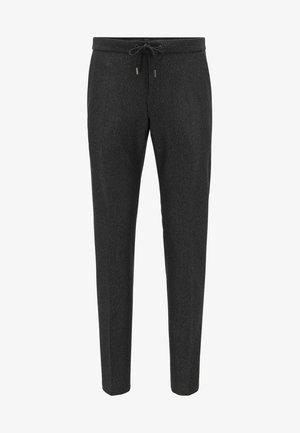 BANKS - Pantalon classique - black