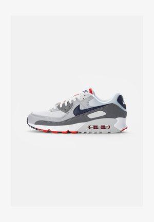 AIR MAX - Sneakers - white, dark blue