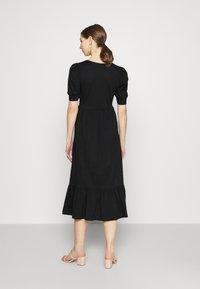 ONLY - ONLMAY LIFE PUFF DRESS - Maxi dress - black - 2