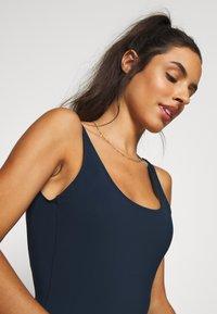 Filippa K - BASIC SWIMSUIT - Swimsuit - oceanblue - 4