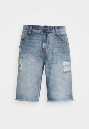 Shorts di jeans - high blue