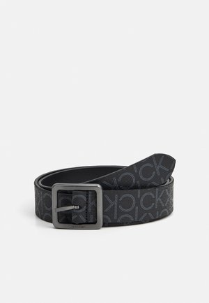 CENTER BAR MONO - Belt - black