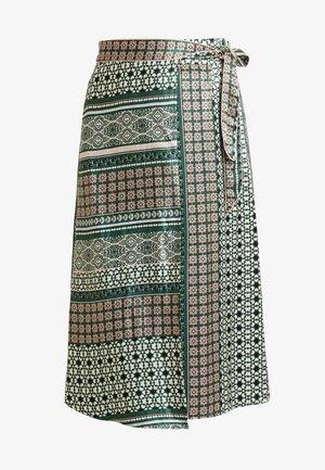 FADIA SKIRT - Áčková sukně - pine grove