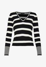 SIYHA - Pullover - black