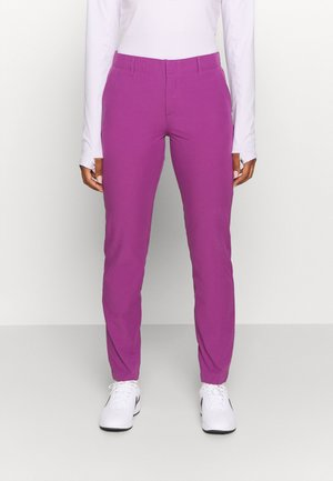 LINKS PANT - Trousers - baltic plum
