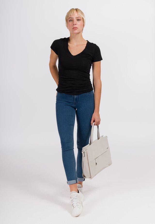 ROMY BEVVY - Shopping bag - ecru