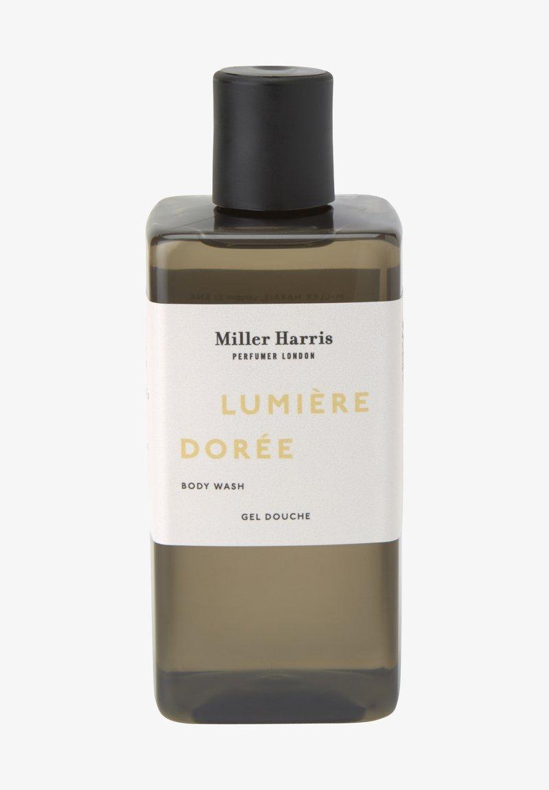 Miller Harris - DUSCHGEL LUMIERE DOREE BODY WASH - Shower gel - -