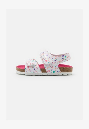 SUMMERKRO - Sandals - blanc