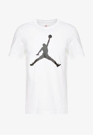 JUMPMAN CREW - T-shirts print - white/black