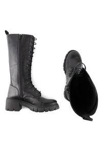 Maria Barcelo - Lace-up boots - noir - 2