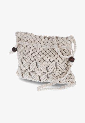 UMHÄNGETASCHE - Handbag - beige