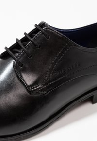 Bugatti - MATTIA - Smart lace-ups - black - 5