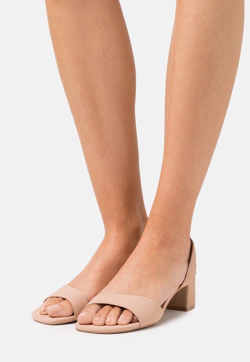 Call it Spring - ECHO - Sandals - dark beige