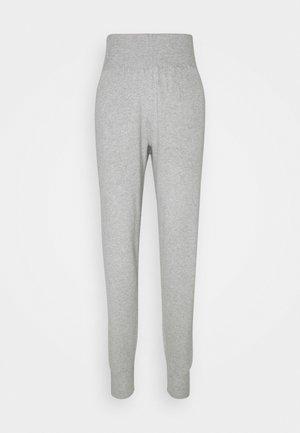 STRICK  - Joggebukse - mottled light grey