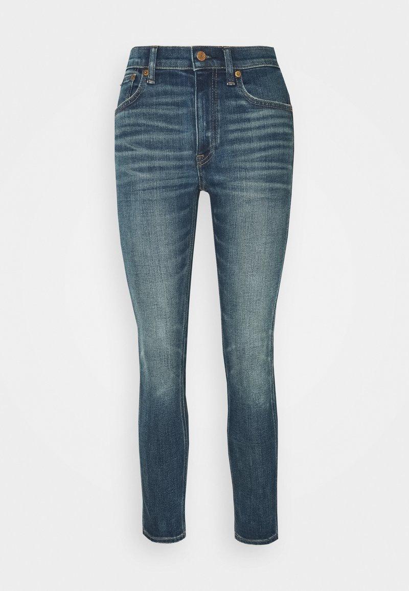 Polo Ralph Lauren - TOMP MR CRO - Jeans Skinny Fit - dark indigo