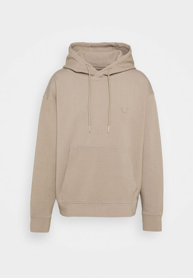 HOODY - Sweatshirt - sage
