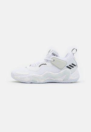D.O.N. ISSUE 3 BASKETBALL DONOVAN MITCHELL LIGHTSTRIKE - Basketbalové boty - footwear white/core black/crystal white