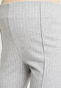 Gebe - TROUSERS GABRIELLA - Legging - grey melange - 4