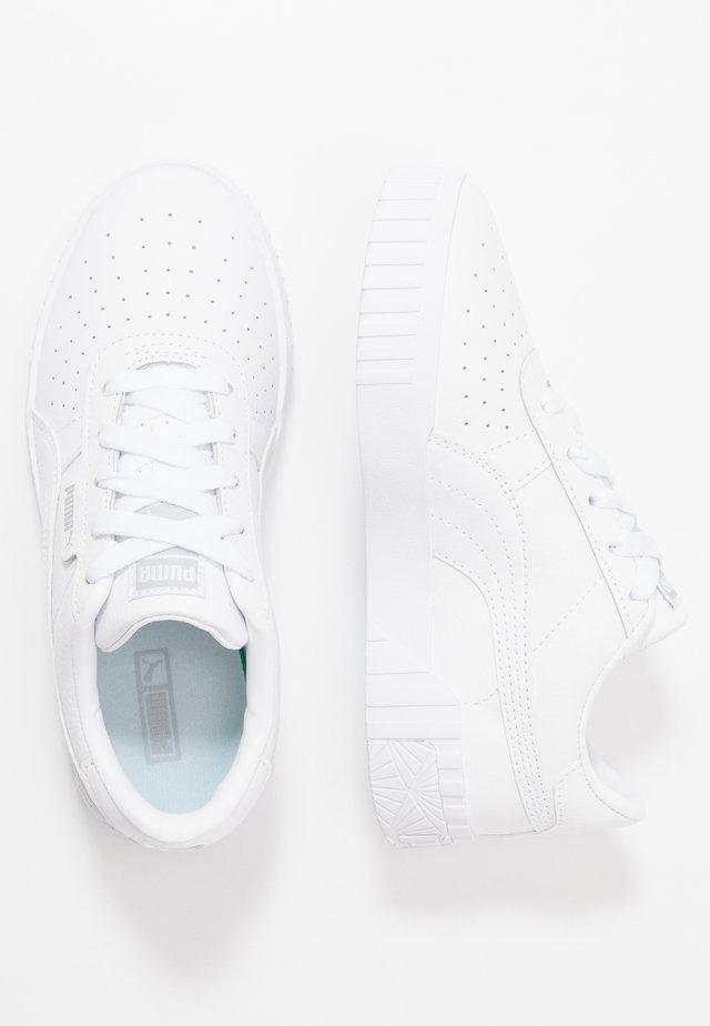 CALI - Trainers - white/high rise