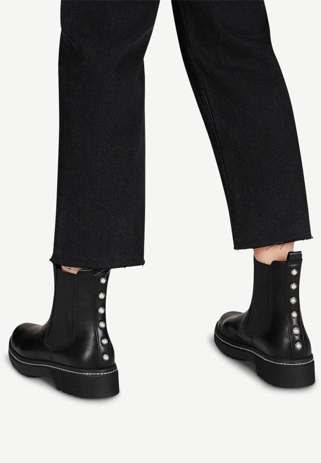 Ankle Boot - black matt
