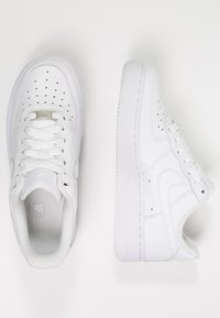 Nike Sportswear - AIR FORCE 1 - Sneakers laag - white - 1