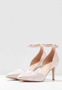 Wallis - CORDELIA - Classic heels - pink metallic - 4