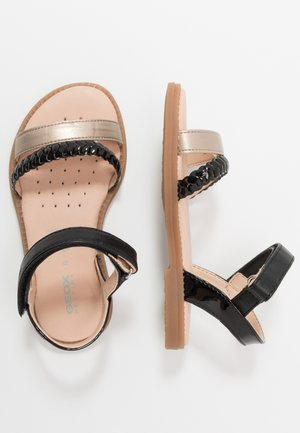 KARLY - Sandals - black