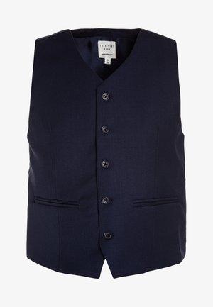 GILET COSTUME - Vesta do obleku - marine