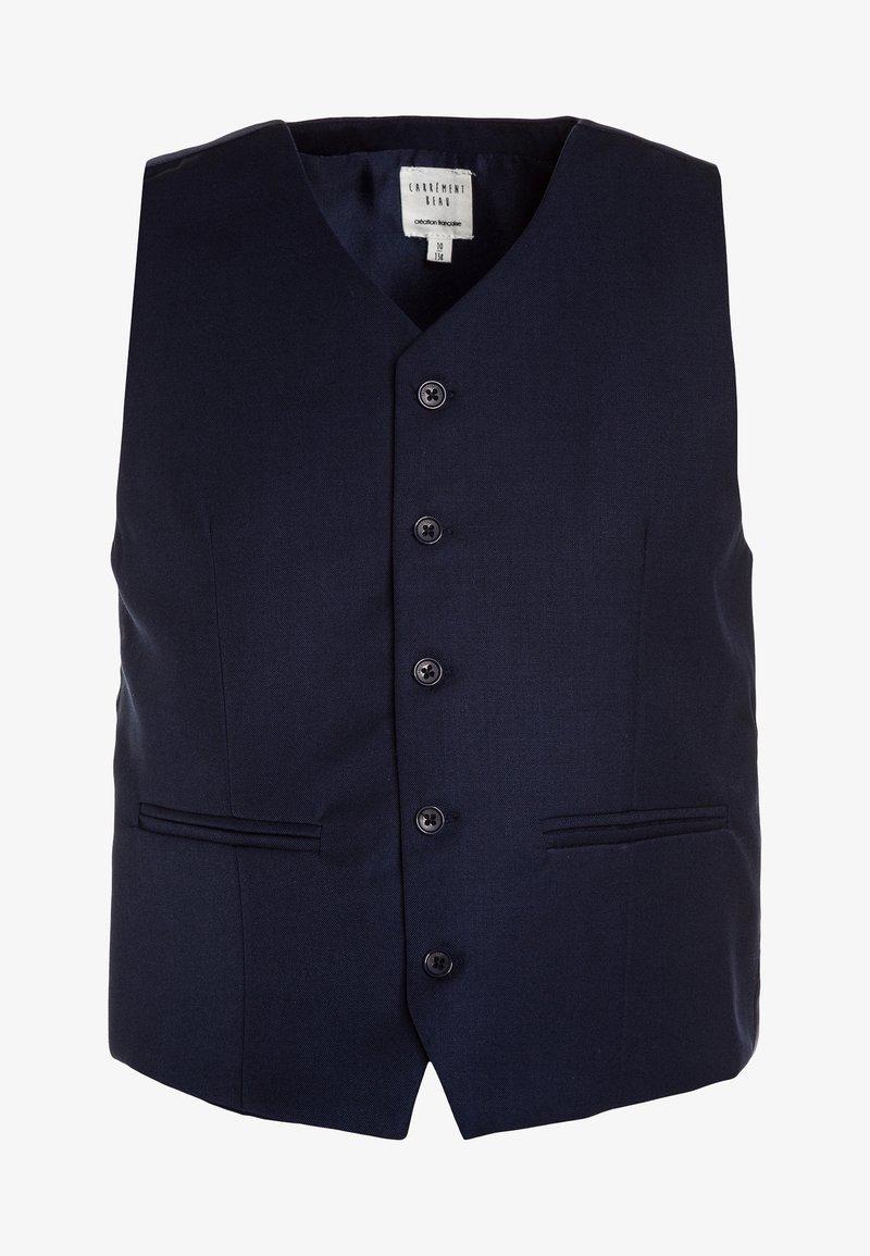 Carrement Beau - GILET COSTUME - Suit waistcoat - marine