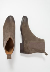 Tigha - ALBIE - Classic ankle boots - taupe - 1