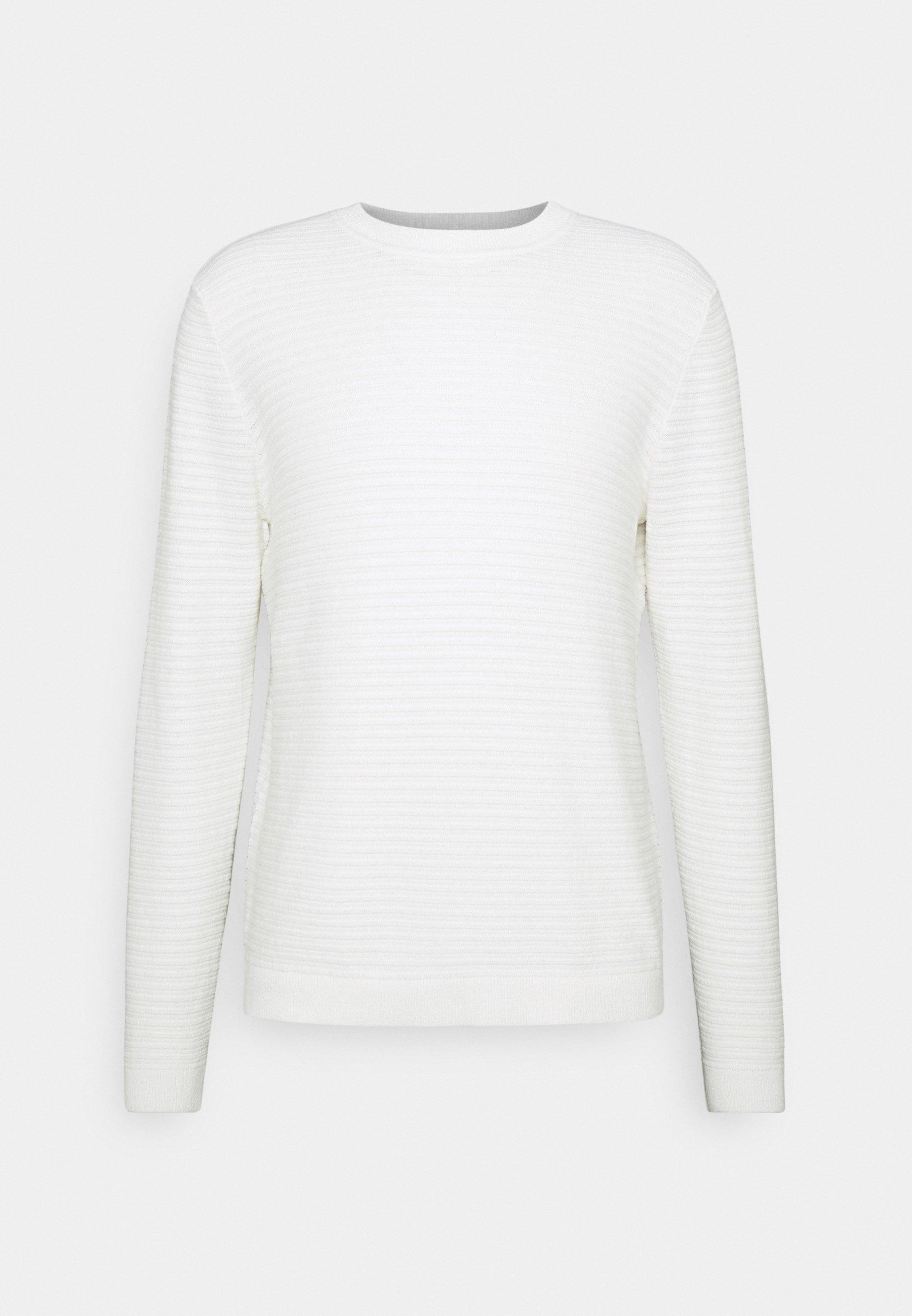 Homme SLHMASEI CREW NECK  - Pullover