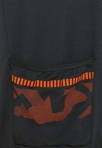 Ziener - NOBUS MAN  - Print T-shirt - black - 2