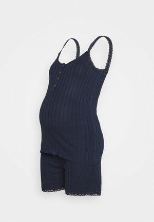 MLCHILI LIA SHORT SET - Pyjama set - navy blazer