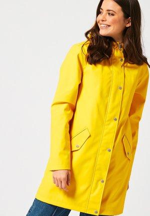 JANICE - Parka - yellow