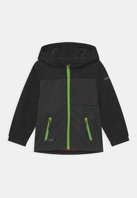 Icepeak - KARS UNISEX - Soft shell jacket - grey - 0