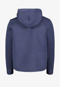 Amber & June - Zip-up sweatshirt - mittelblau - 3