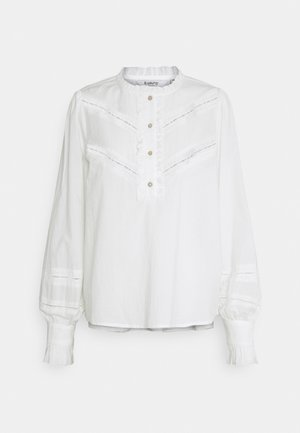BXIPPI SHIRT - Long sleeved top - off white